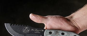 Zatvárací nože