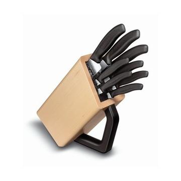 Blok Victorinox s 8-dílnou univerzální sadou nožů