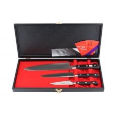 Darčeková sada nožov Tojiro Western 3ks (210mm, 150mm, 90mm)
