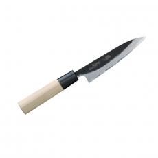 Japonský šéfkucharský nôž Tojiro Shirogami F-691 černěný 120 mm