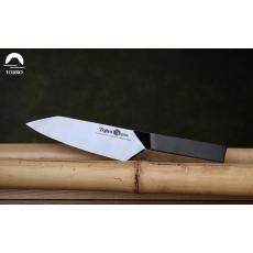 Kuchynský nôž Tojiro Origami Black Santoku 165mm