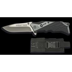 Zatvárací nôž K25 / RUI Grey 86mm