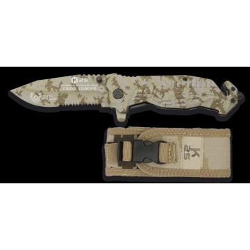 Záchranársky nôž K25 / RUI FOS 90mm