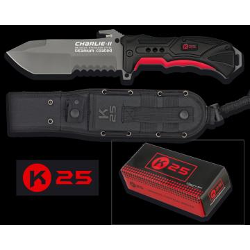 Zatvárací nôž K25 / RUI CHARLIE II 105mm
