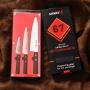 Sada kuchynských nožov Samura Damascus 67, SD67-0220, (98 mm, 150 mm, 208 mm)