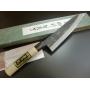 Japonský šéfkucharský nôž Tojiro Shirogami (F-695), černěný, 240 mm