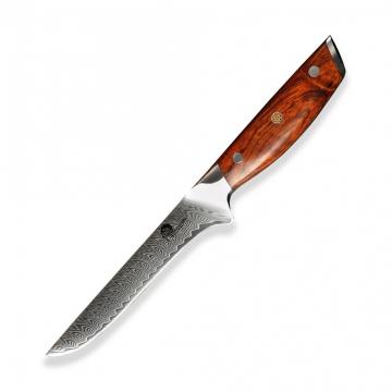 Nôž vykosťovací Dellinger Rose-Wood Damascus, 160mm