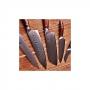 Nôž na chlieb a pečivo Dellinger Rose-Wood Damascus, 210mm