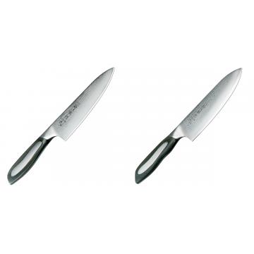 Japonský šéfkucharský nôž Tojiro Flash 160mm + Japonský šéfkucharský nôž Tojiro Flash (FF-CH180), 180 mm