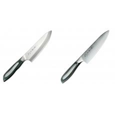 Japonský tradičné nôž na ryby a mäso Deba Tojiro Flash 165mm +...