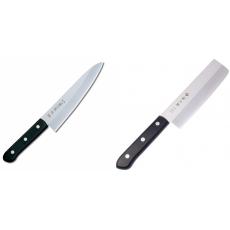 Japonský šéfkucharský nôž Tojiro Western, 180mm (F-312) +...