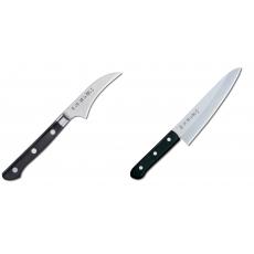 Japonský lúpací nôž Tojiro Western 70mm + Japonský šéfkucharský...