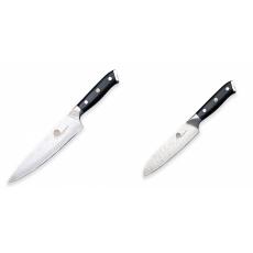 Nôž šéfkuchára Dellinger Samurai Professional Damascus VG-10,...