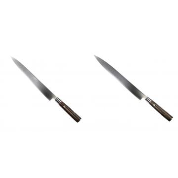 Kuchynský nôž SEBURO MUTEKI Yanagiba 260mm + Kuchynský nôž SEBURO MUTEKI Yanagiba 285mm