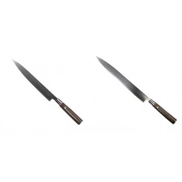 Kuchynský nôž SEBURO MUTEKI Yanagiba 230mm + Kuchynský nôž SEBURO MUTEKI Yanagiba 285mm