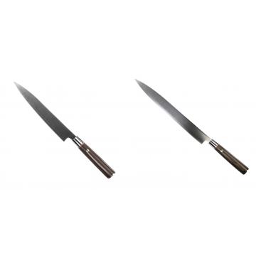 Kuchynský nôž SEBURO MUTEKI Yanagiba 200mm + Kuchynský nôž SEBURO MUTEKI Yanagiba 285mm