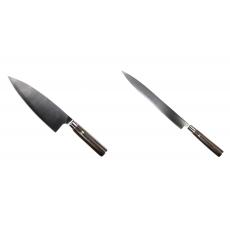 Kuchynský nôž Seburo MUTEKI Deba 200mm + Kuchynský nôž SEBURO...