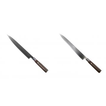 Kuchynský nôž SEBURO MUTEKI Yanagiba 230mm + Kuchynský nôž SEBURO MUTEKI Yanagiba 260mm
