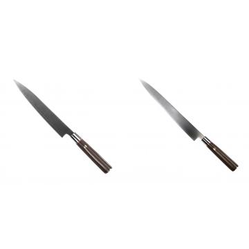 Kuchynský nôž SEBURO MUTEKI Yanagiba 200mm + Kuchynský nôž SEBURO MUTEKI Yanagiba 260mm