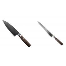 Kuchynský nôž Seburo MUTEKI Deba 160mm + Kuchynský nôž SEBURO...