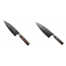 Kuchynský nôž Seburo MUTEKI Deba 180mm + Kuchynský nôž Seburo...