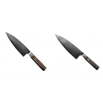 Kuchynský nôž Seburo MUTEKI Deba 180mm + Kuchynský nôž Seburo MUTEKI Deba 200mm