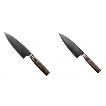 Kuchynský nôž Seburo MUTEKI Deba 160mm + Kuchynský nôž Seburo MUTEKI Deba 180mm